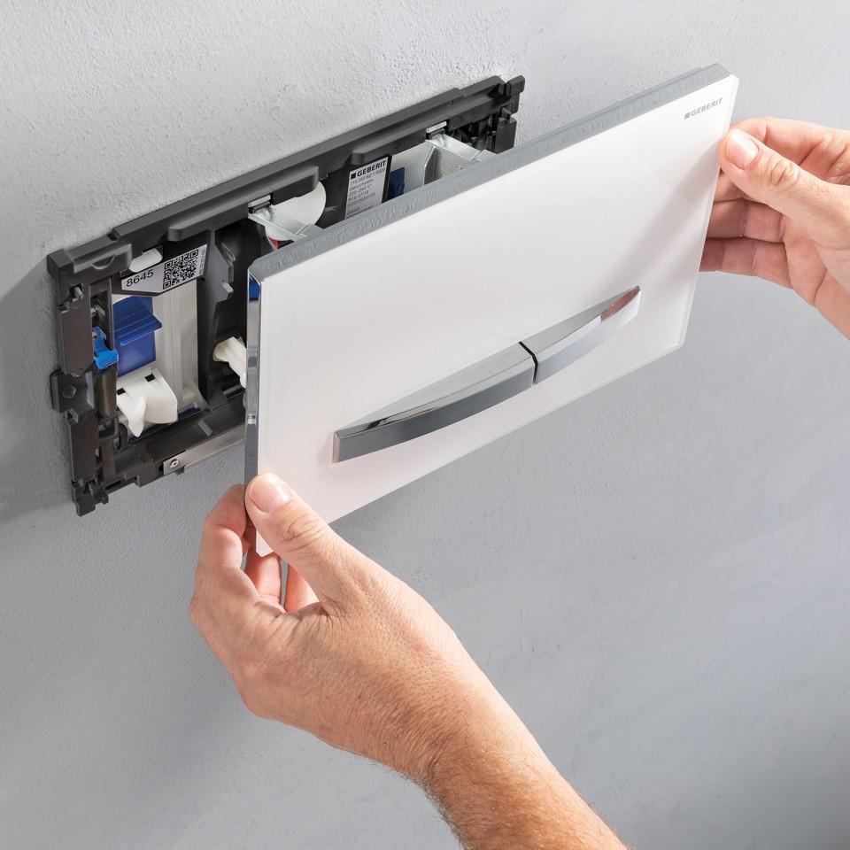 Plaque de déclenchement Sigma50 avec module d'extraction des odeurs