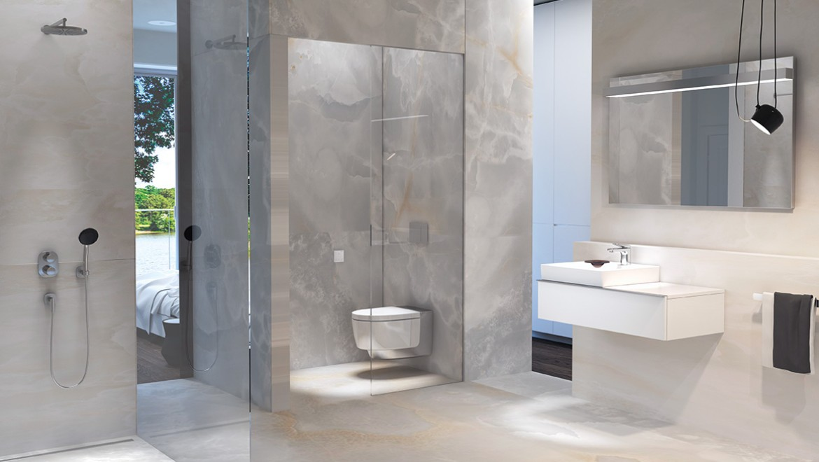 Geberit AquaClean douche-WC