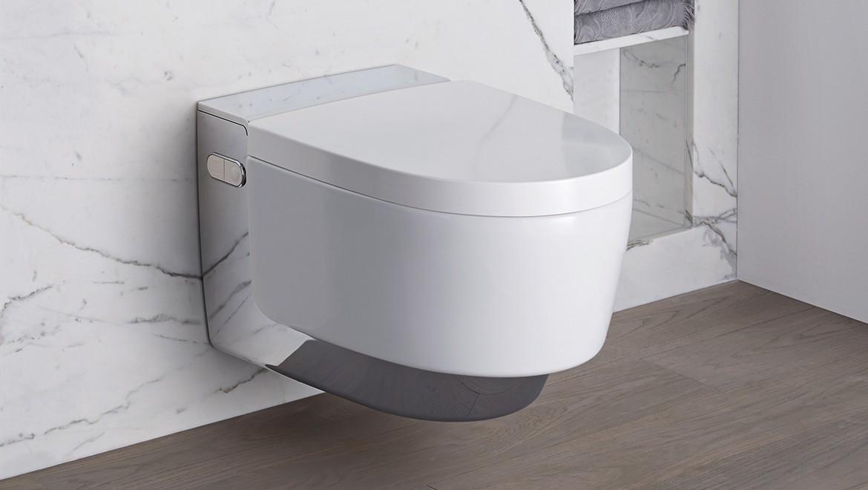 WC lavant Geberit AquaClean Maira