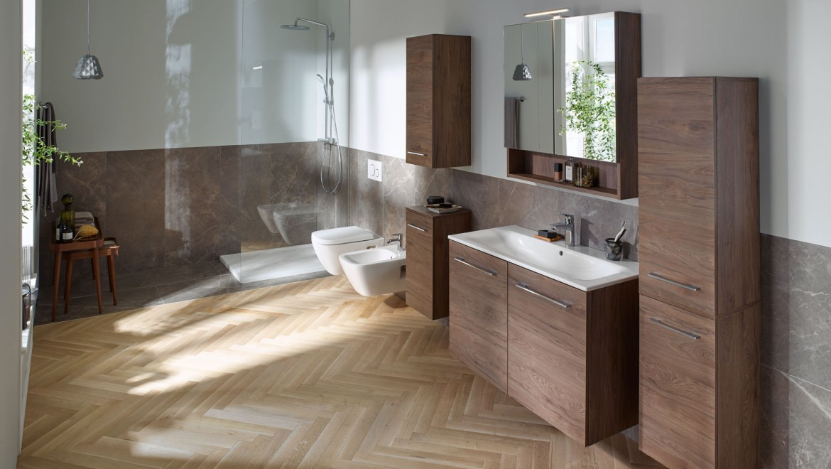 Geberit Selnova bathroom series
