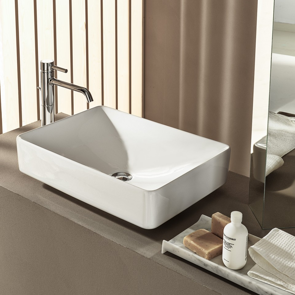 Bordstående håndvask