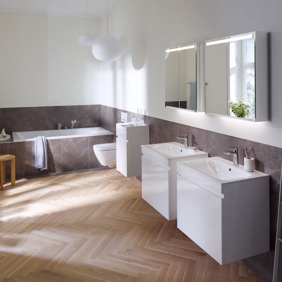 Geberit Renova Plan washbasin