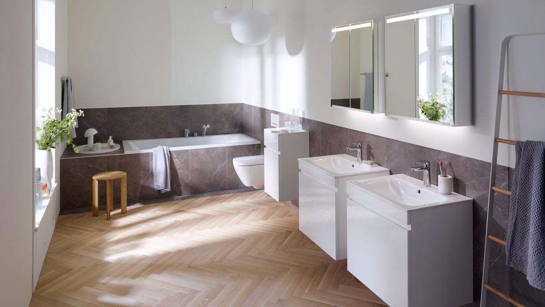Série de bains Geberit Renova