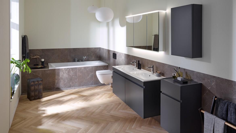 Salle de bains Geberit Renova Plan