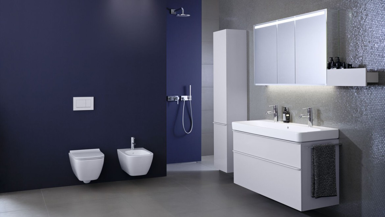 Geberit Smyle Square Bathroom Series