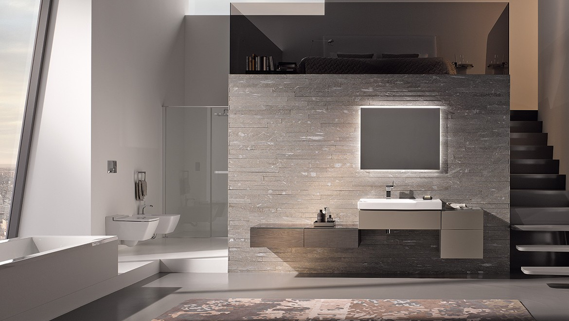 Geberit Xeno² bathroom series