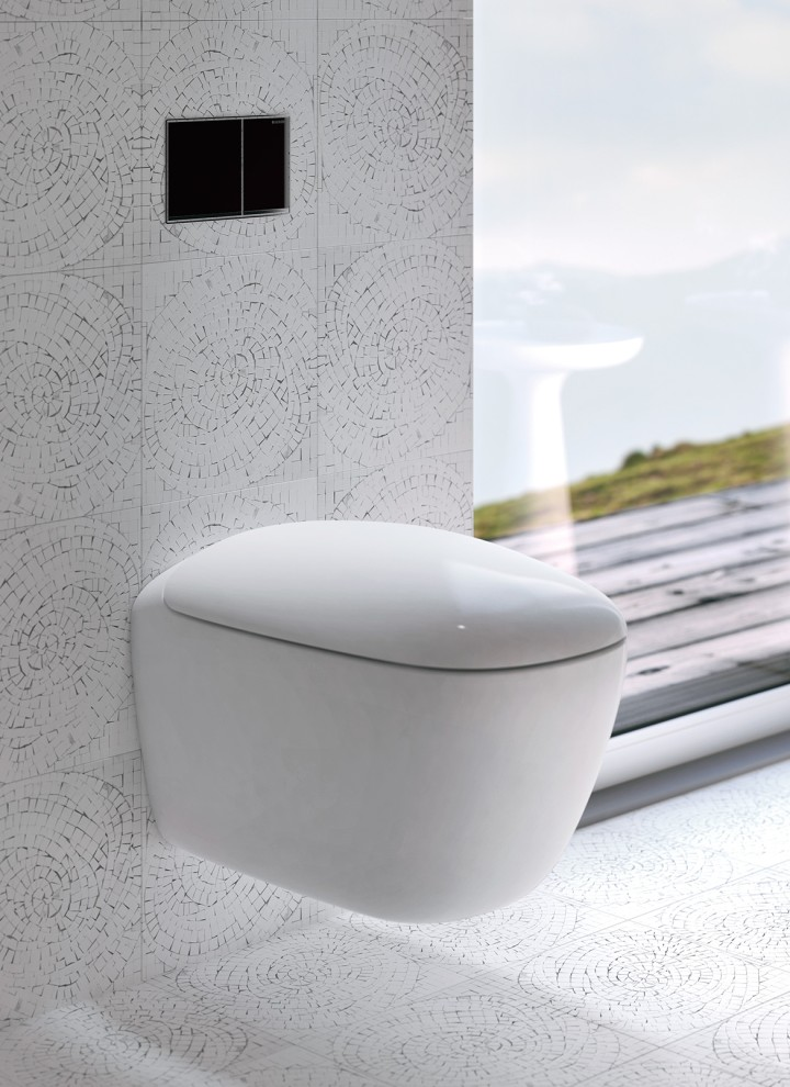 WC suspendusGeberit Citterio
