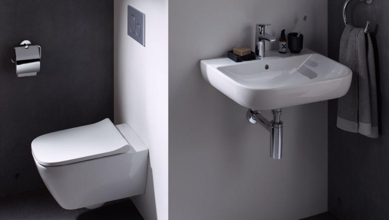 Geberit Smyle Square toalett