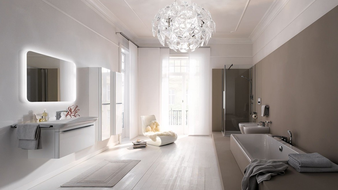 Geberit myDay bathroom series