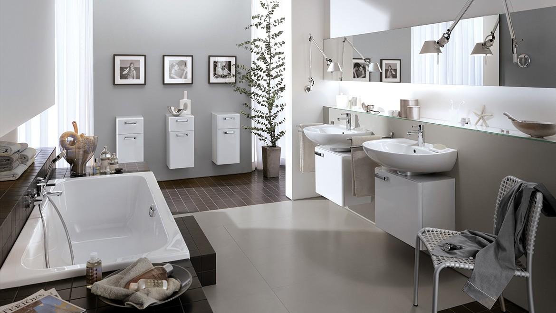 Geberit Renova série salle de bains