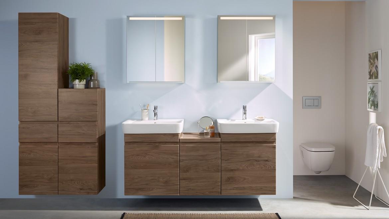 Geberit Renova Plan série salle de bains