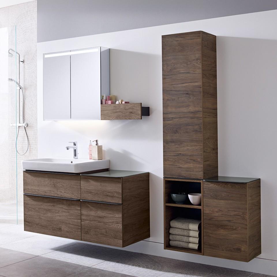 Geberit Smyle Square bathroom furniture