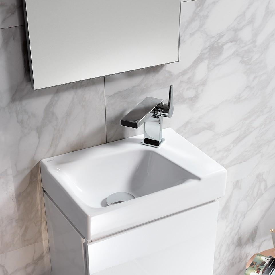 Des solutions sophistiquées pour les salles de bains.
