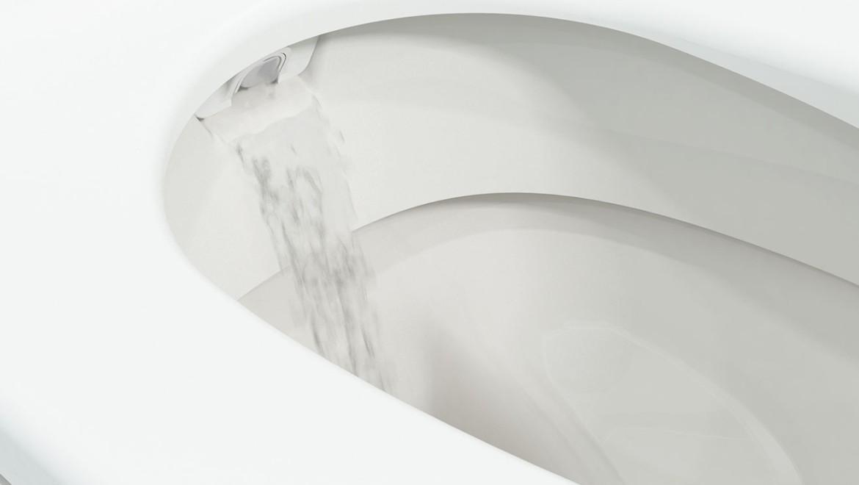 Wasserspülung Duscharm Geberit AquaClean Sela