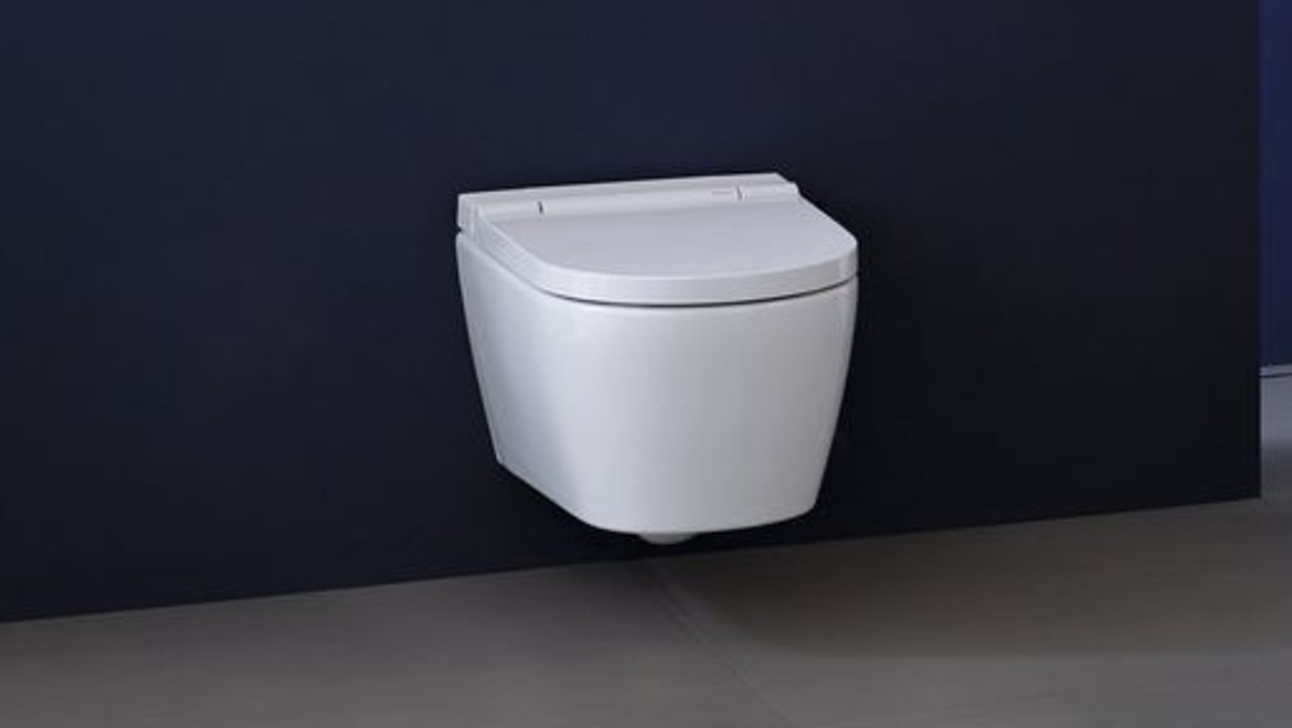 Geberit shower toilet AquaClean Sela