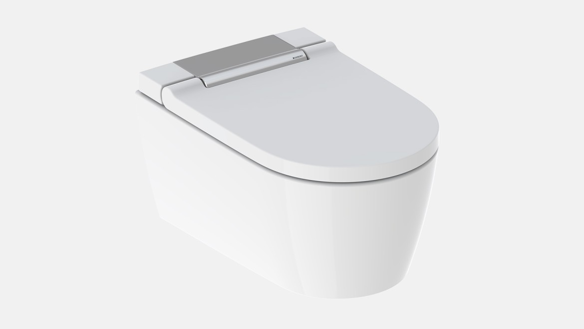 Geberit AquaClean Sela – shower toilet