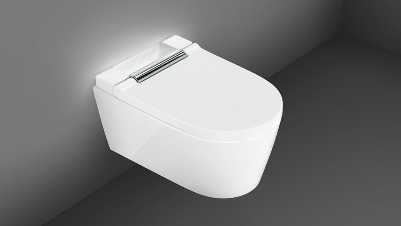 WC lavant Geberit AquaClean Sela