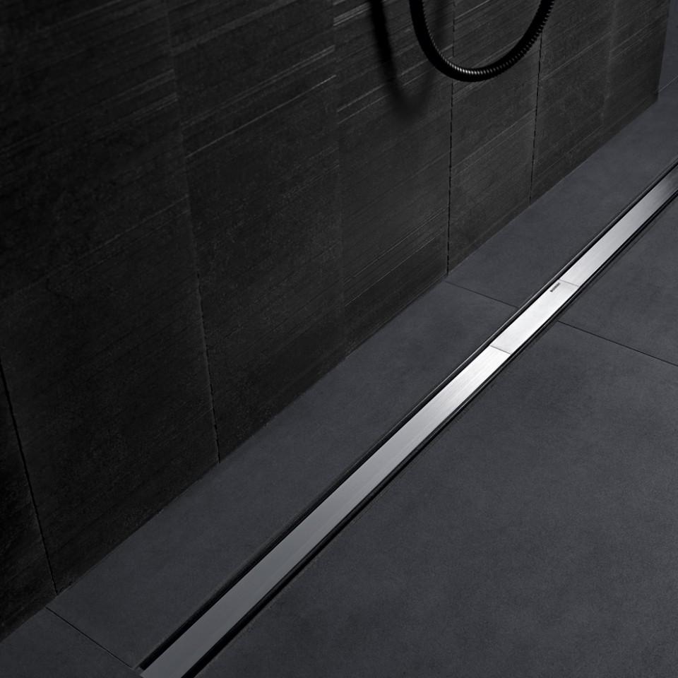 Canali per scarico doccia Geberit della serie CleanLine