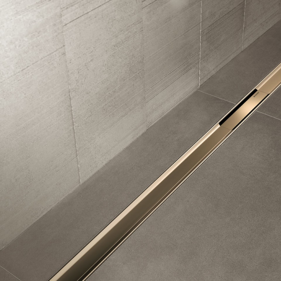 Geberit CleanLine80 champagne