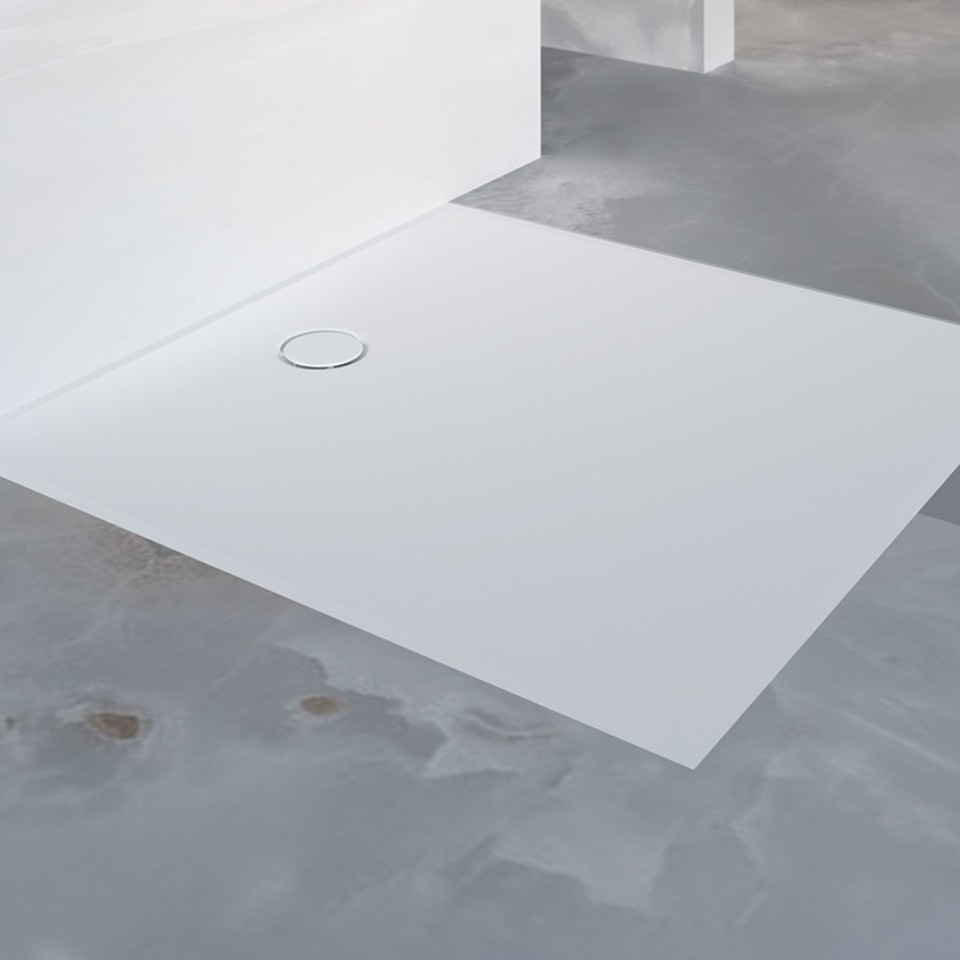 Features of the Geberit Setaplano shower surface