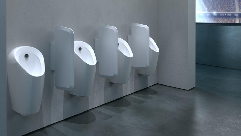 Geberit Urinalsystem Selva