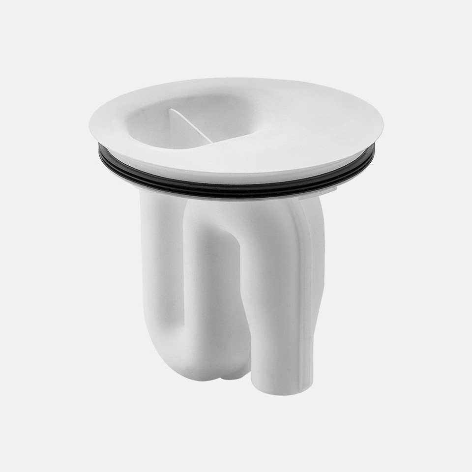 Geberit suction trap for urinals with conventional flush volumes