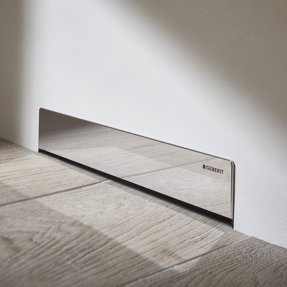 Geberit wall drain