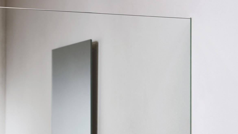 Neues Installationselement für die Geberit Duschtrennwand