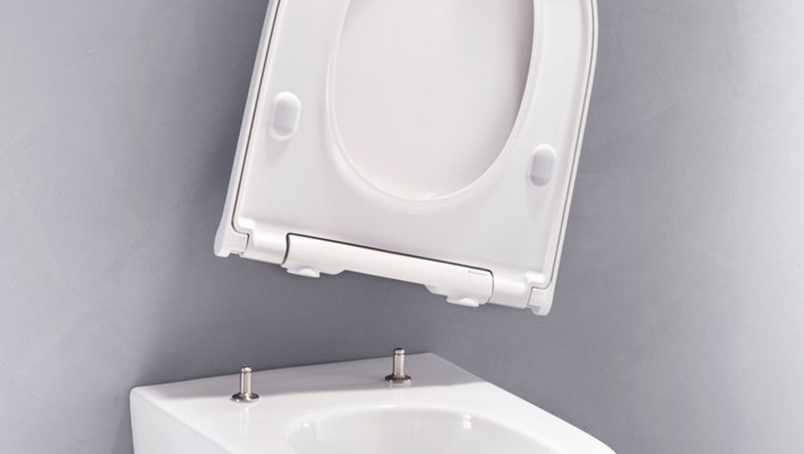 Removable WC Seat