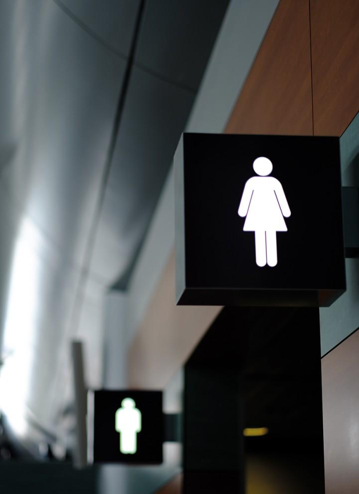 Geberit WCs in public areas