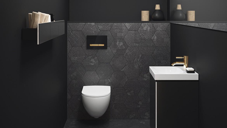 Picture of: Design Pa Badevaerelset Geberit A S
