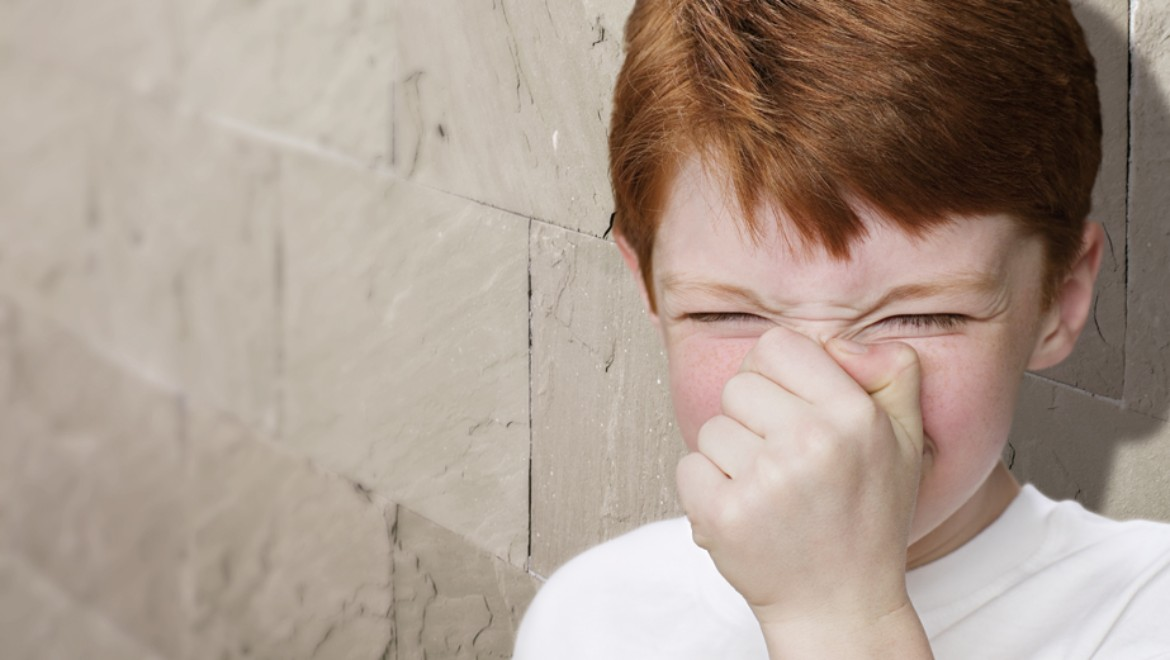 Unpleasant air in the bathroom? It doesn't have to be like this.