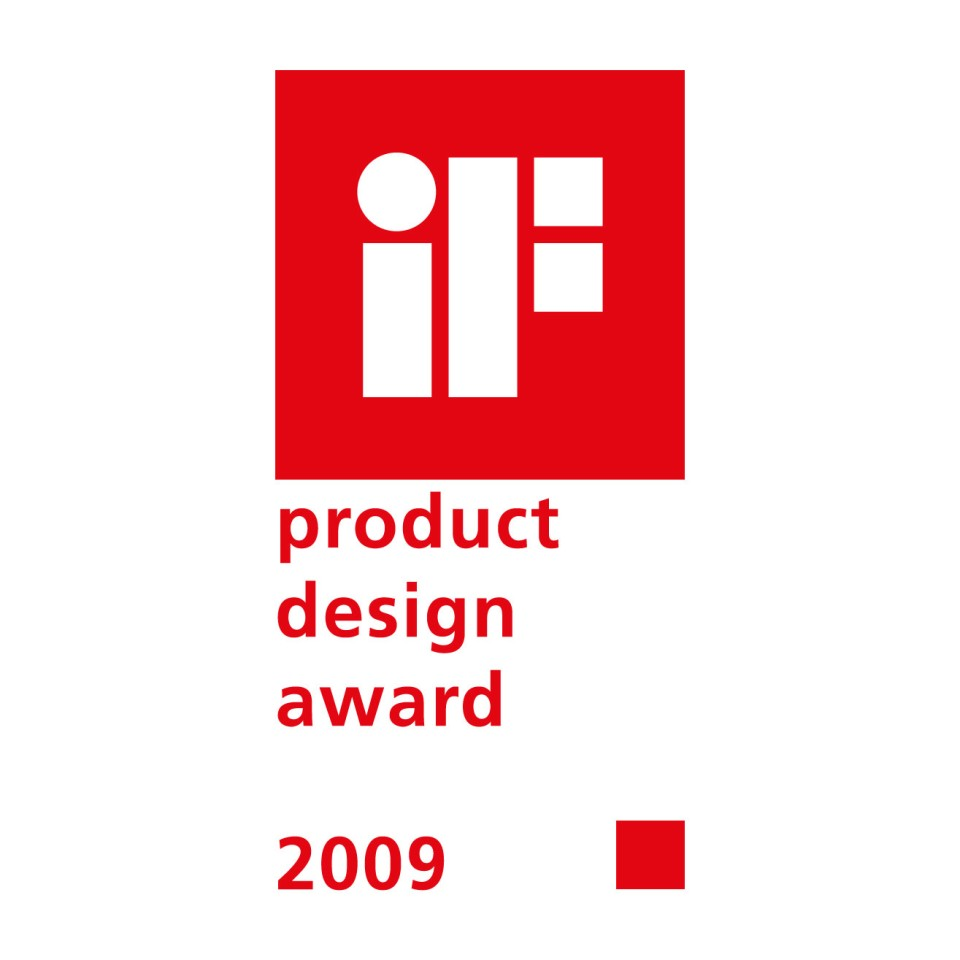 iF Design Award i 2009 til Silent-PP