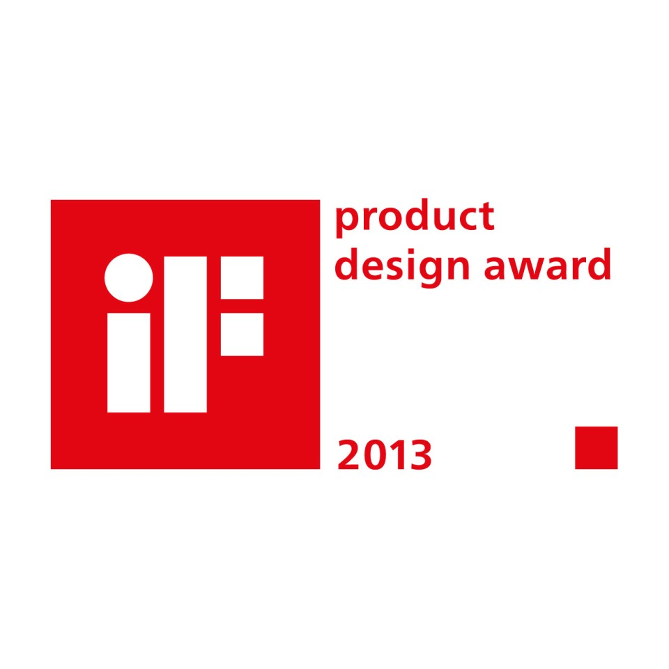 iF Product Design Award 2013 for Geberit AquaClean Sela