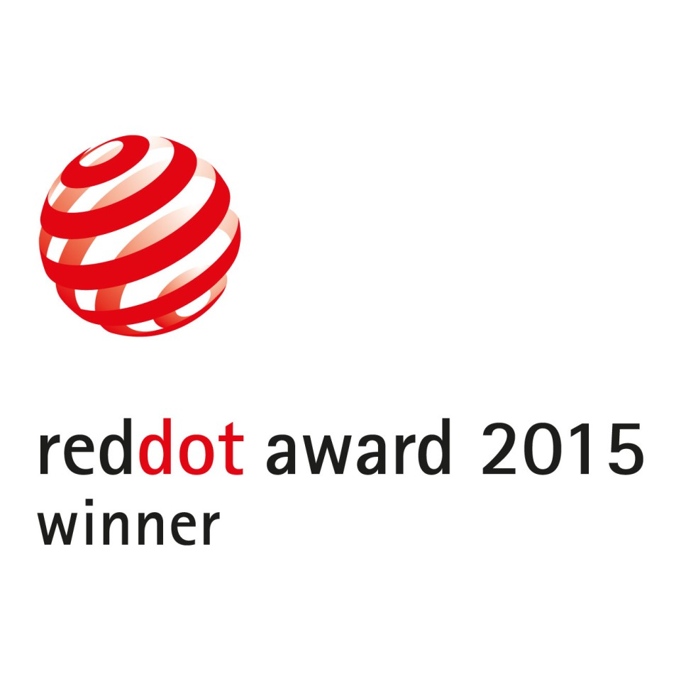 Red Dot Award 2015 voor Geberit AquaClean Mera
