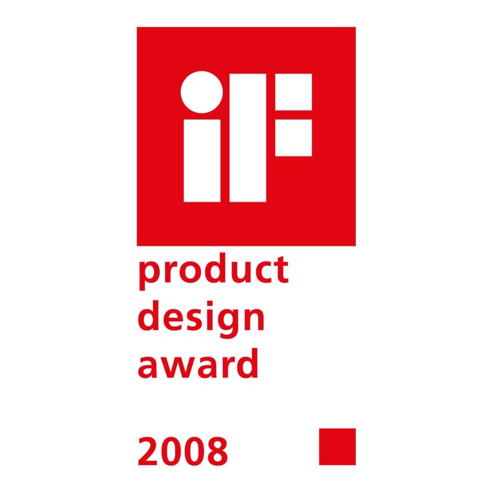 iF product design award für Geberit Badewannenablauf