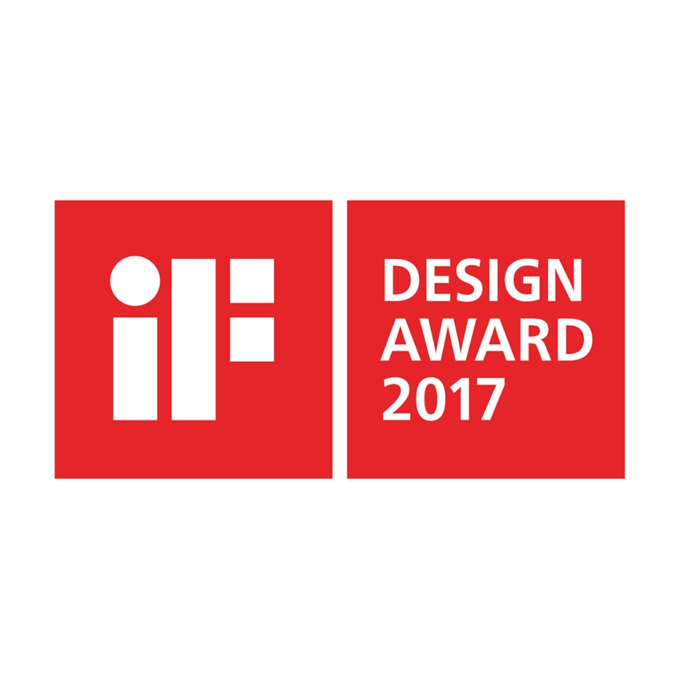 IF Product design award 2017 für Geberit AquaClean Tuma