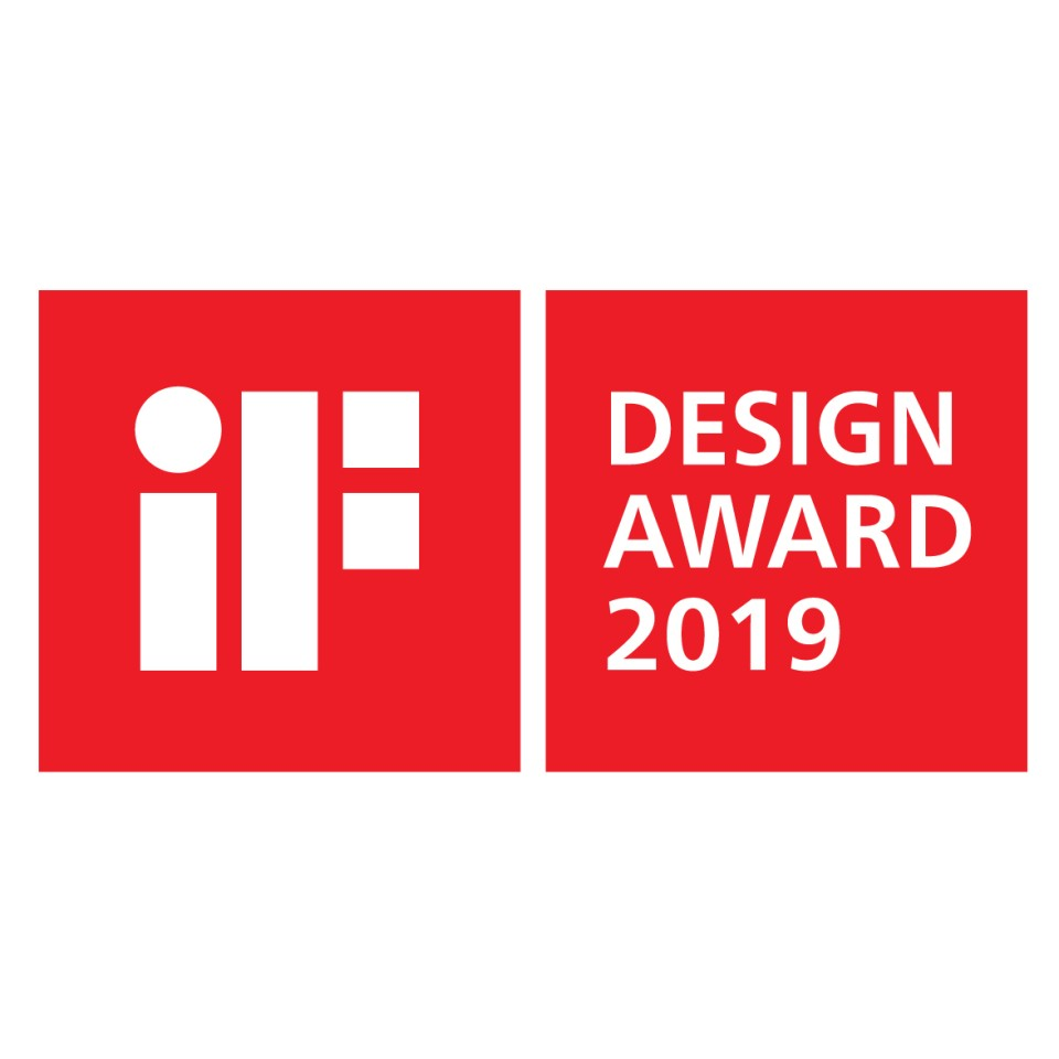 IF product design award 2019 voor Geberit AquaClean Sela