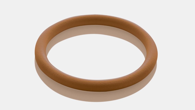 Geberit Mapress טבעת אטימה FPM אדומה
