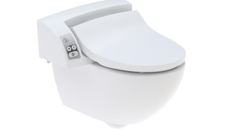 Dusch-WC Geberit AquaClean 5000 plus
